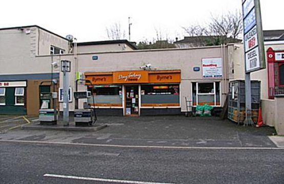 Newsagents &#038&#x3B; Petrol Station, Bishopswater, Wexford.