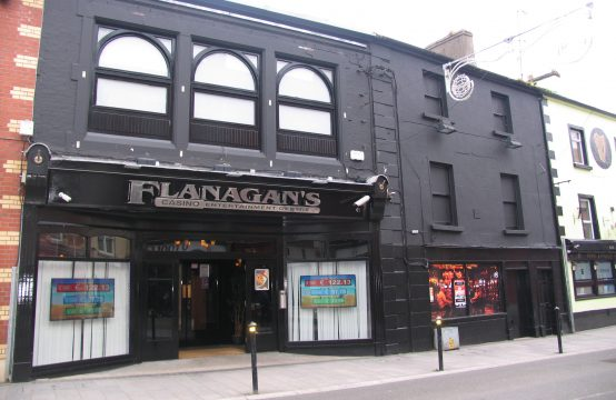 116-118 South Main Street Trading as Flanagans Casino