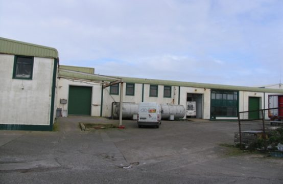 Industrial Warehouse at Kilmore Quay